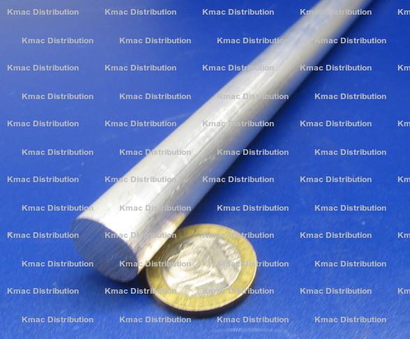 2 3//4 diameter x 6 length 3L4 Alloy 2011-T3 Aluminum Round Bar