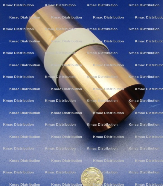 1 Pc. 510 Phosphorus Bronze Precision Bar Stock.010 Thick x 6 Width x 96 Length