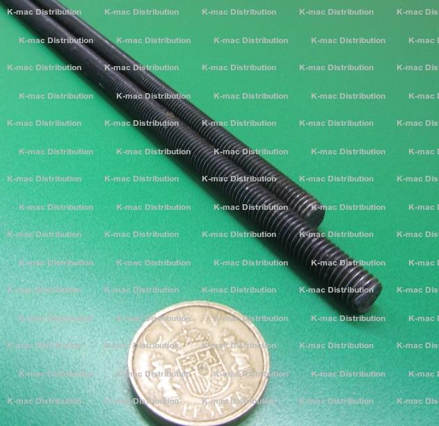 Metric Class 10 9 Steel Threaded Rods